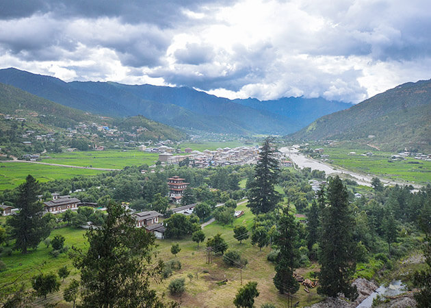 Paro Valley - druk path trek 9 days