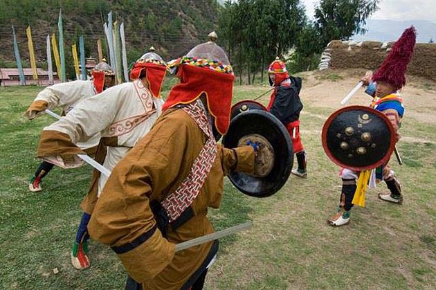 Punakha Festival and Drubchen -bhutan festival tours