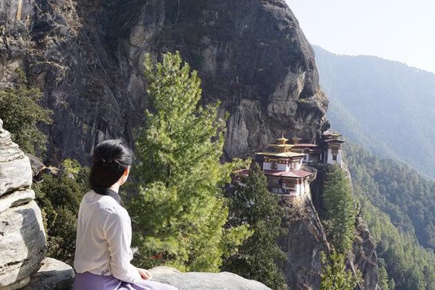 Taktsang goemba - rafting bhutan punakha