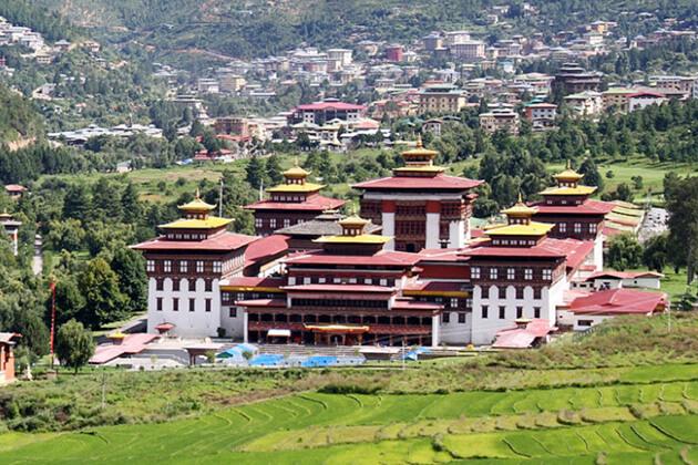 bhutan white rafting tours - 10 days