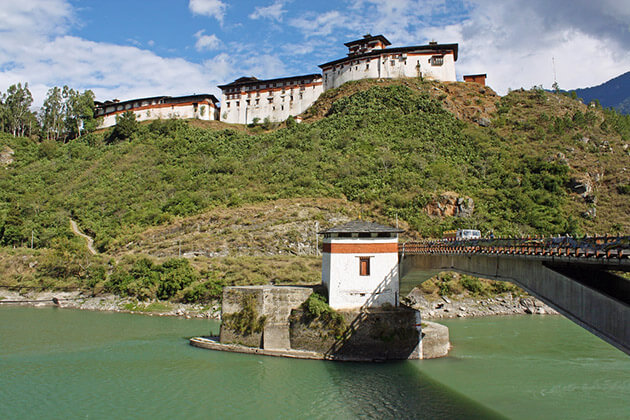Wangdiphodrang Dzong
