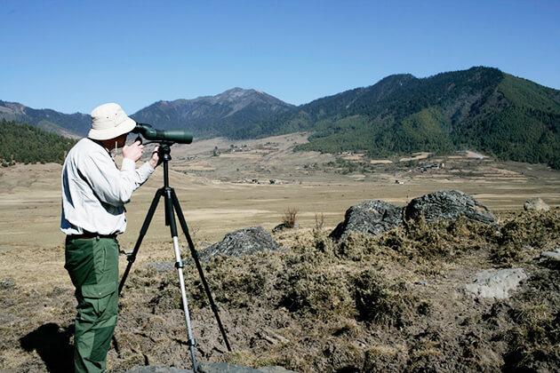 Bird-watchers Bhutan