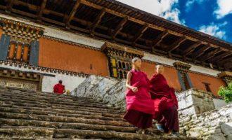 amankora Bhutan vacation
