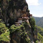 best bhutan sightseeing tour - tiger nest