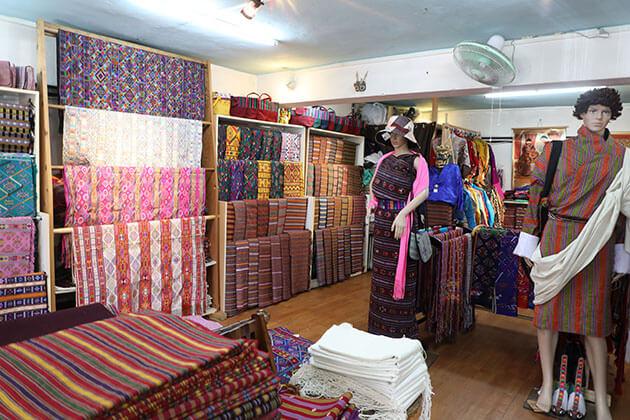 bhutan textile