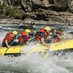 adventure tour in bhutan with rafting