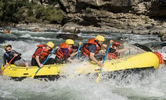 White Water Rafting Tour – 8 Days