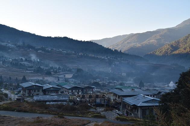 bumdeling wildlife sanctuary - bhutan environmental protection