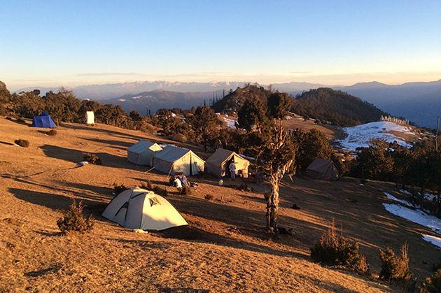 bumthang owl trek - bhutan trekking tour packages