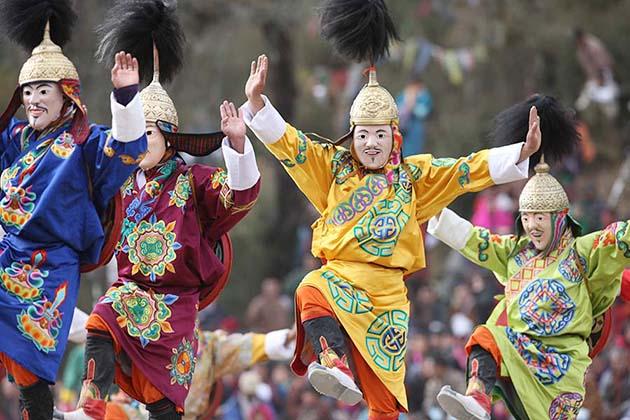 Druk Wangyal festival