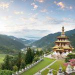 Khamsum Yulley Namgyal Chorten - best bhutan tours