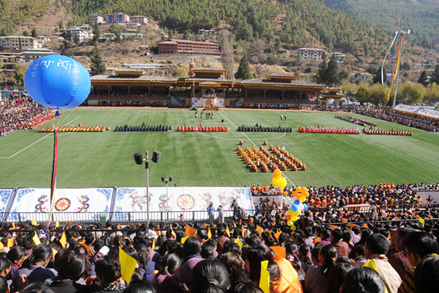 national day - bhutan tours