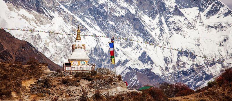 himalaya in bhutan