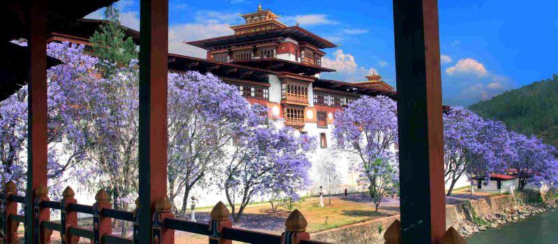 majestic western bhutan 6 days