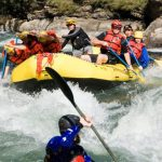 mo chhu - rafting trip bhutan