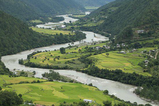 punakha - bhutan white water rafting