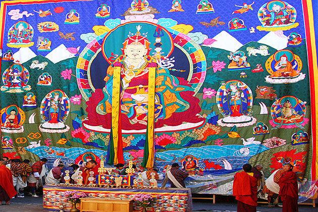 punakha dzong festival