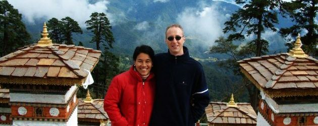 review of mr thomas on his trips to bhutan