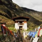 tachogang lhakhang - bhutan adventure tours
