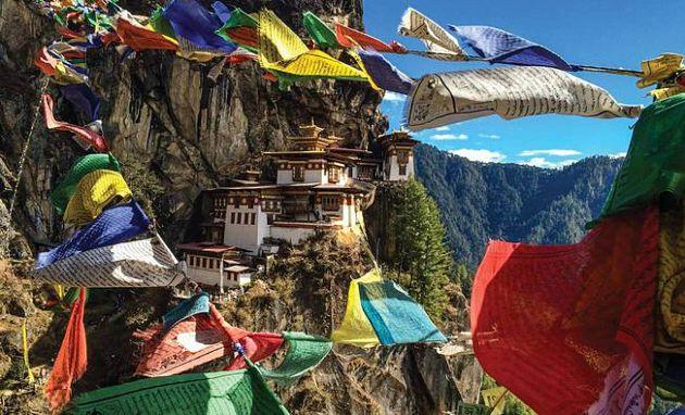 Taktsang Goemba – Tiger's Nest Monastery
