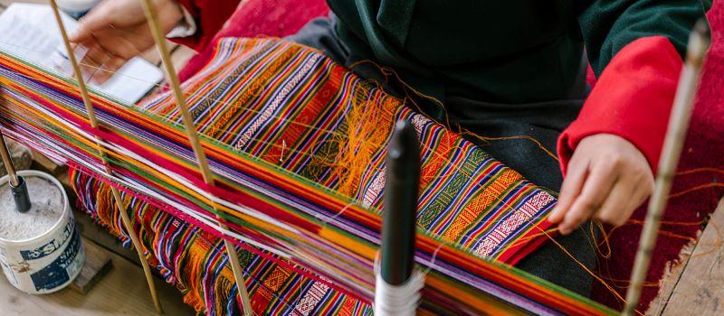 textile in bhutan