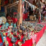 weekend market - family tours to bhutan