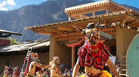 Changangkha Lhakhang Bhutan festival