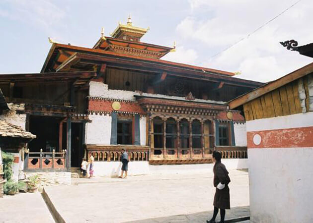 Changangkha Lhakhang - attractions in thimphu