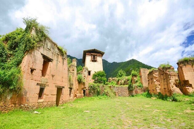 Drukgyal Dzong - paro bhutan attractions