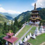 Khamsum Yulley Namgyal Chorten - changangkha lhakhang tours