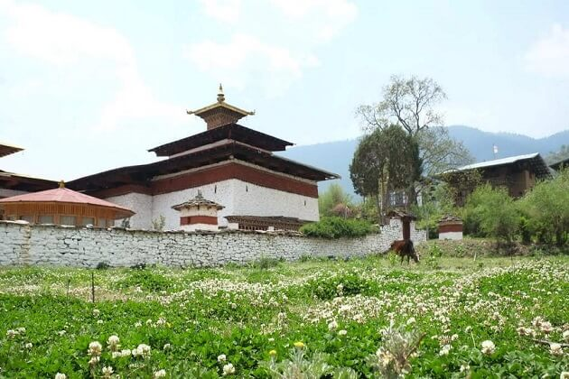 Kyichu Lhakhang - best attractions in paro