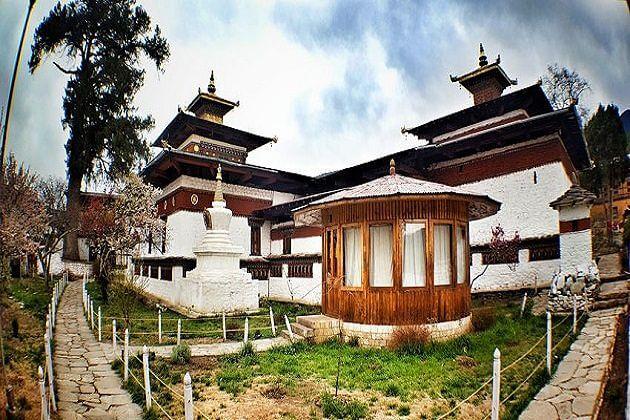 Kyichu Lhakhang - changangkha lhakhang