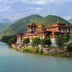Punakha dzong - changangkha lhakhang bhutan