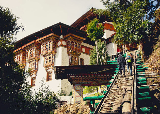 Tango Goemba - best thimphu attractions