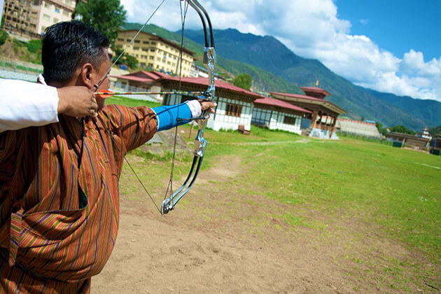 bhutan national sport - bhutan tradition cultural