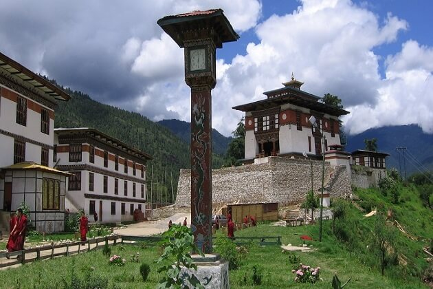 dechen phodrang- best things to do in thimphu