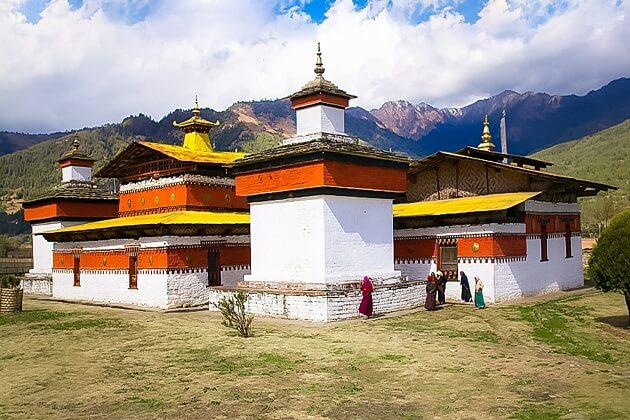 jambay lhakhang history