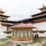 Kyichu lhakhang - end of Bumthang Owl trek