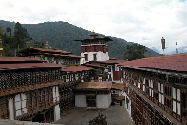 Museum Gallery - taa dzong entry fees