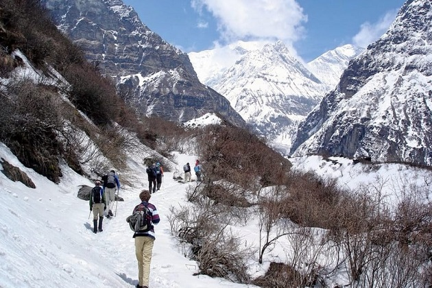 bhutan trekking tours winter