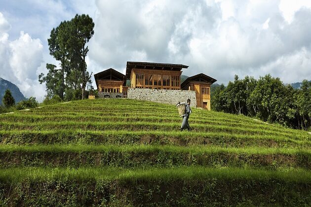farm house - bumthang owl trek