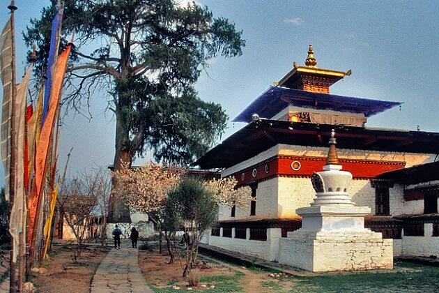 kyichu lhakhang - tour thangbi mani festival