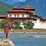 punakha dzong - best bumthang owl trek