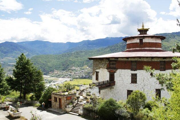 Taa Dzong