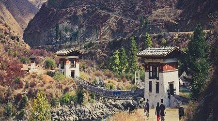 Tachogang Lhakhang