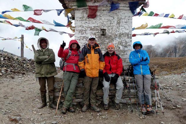 trekking trips on tours to bhutan