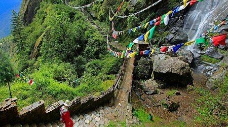 Bhutan trip itinerary