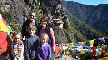 Top 10 Attractions for Exhilarating Family Tours in Bhutan