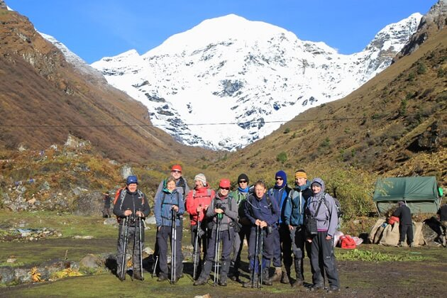 Bonte La - soi yaksa trekking tour