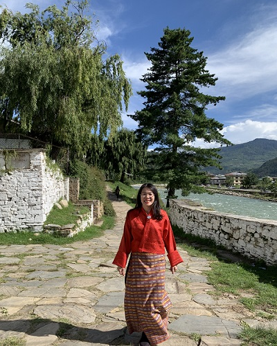 Mrs Hana - Go Bhutan Tours Director